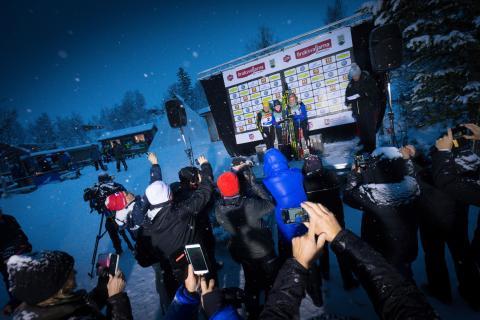 Premiär Vinterstudion och världseliten på plats i Bruksvallarna