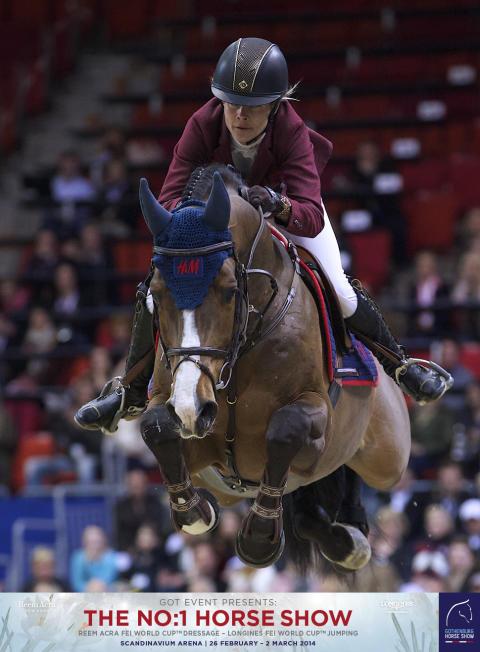 Gothenburg Horse Show – Tuff poängjakt när världscupen går mot sitt slut