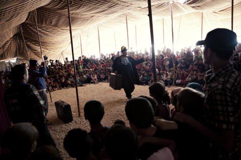 Syriens Barn