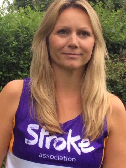 ​Morpeth stroke survivor goes the extra mile for the Stroke Association