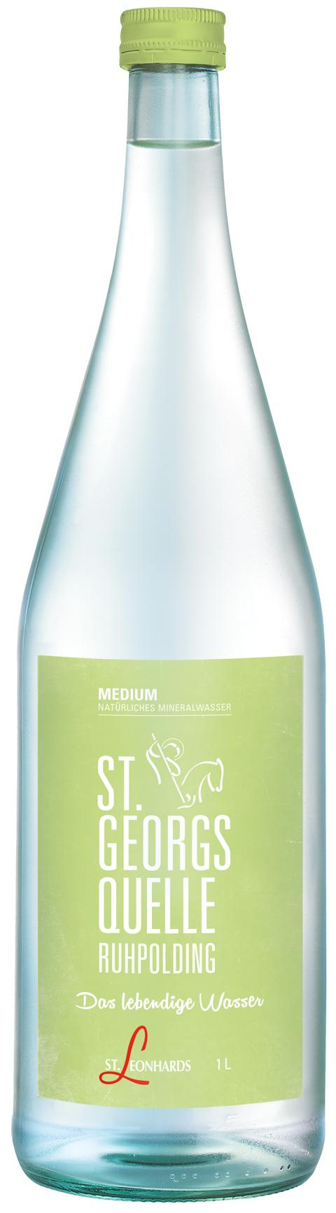 St. Georgsquelle-medium 1 L