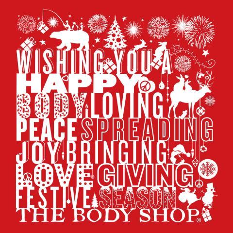 The Body Shop Advent & Jul