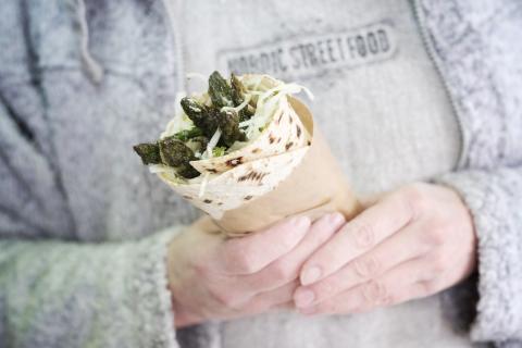 Flera nyheter när Food Truck-SM flyttar till Kungsträdgården