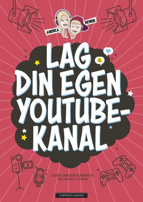 Populær YouTuber deler tips og råd i ny bok