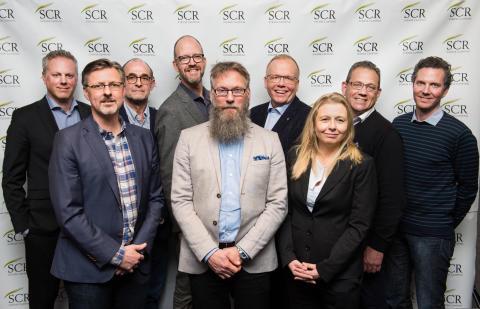Tom Sibirzeff, Nordic Camping & Resort tar plats i SCR Svensk Campings styrelse