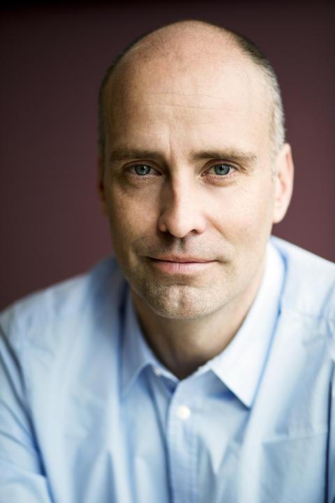 Jonas Frisén, professor på KI.