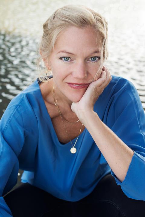 Maja Lundes Blå topper bestselgerlista i Tyskland