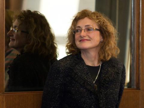Årets Hugo Valentin-föreläsning hålls av Doris Bergen