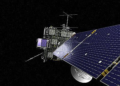 Längst bort i rymden med solens kraft -- europeisk rymdsond och svenska mätinstrument sätter solenergirekord
