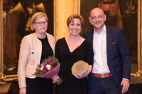 Grant Thornton delar ut pris till Årets Grundare