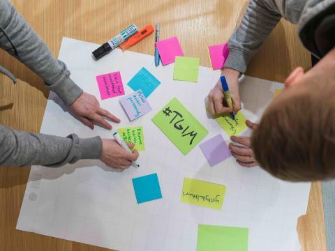 Yrityskulttuuri mahdollistaa strategian toteutumisen