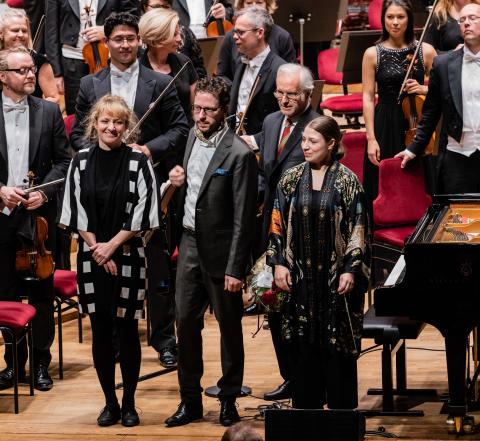 Kungliga Filharmonikerna Tonsättarweekend Tarrodi – Invigning
