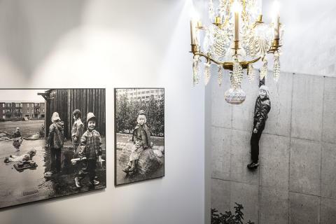 Barn av sin tid - från Hallwylska palatset till Hammarkullens miljonprogram