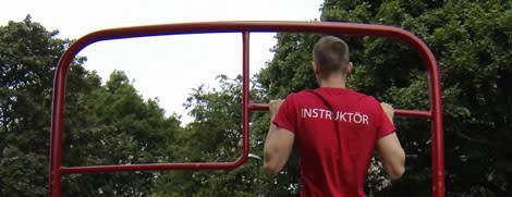 Träna gratis med instruktör i parken!