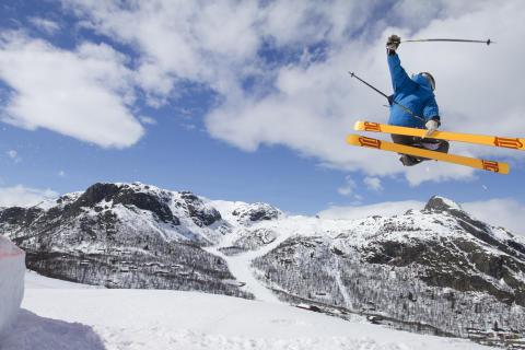 Årets nyheter SkiStar Hemsedal 10/11