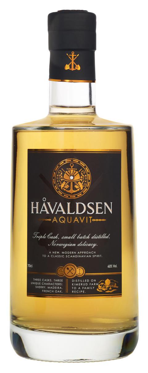 Håvaldsen Triple Cask Aquavit