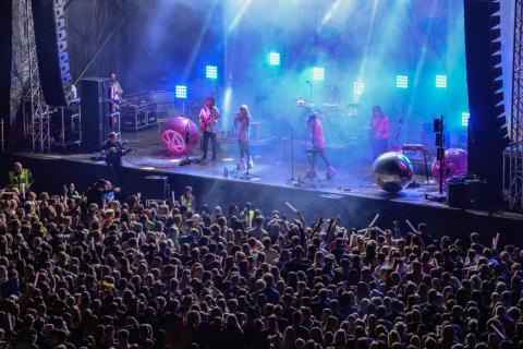 Sveriges enda festival för studenter arrangeras på Jönköping University