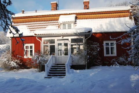 Samtliga parter skrev på överlåtelsen  av Astrid Lindgrens Näs