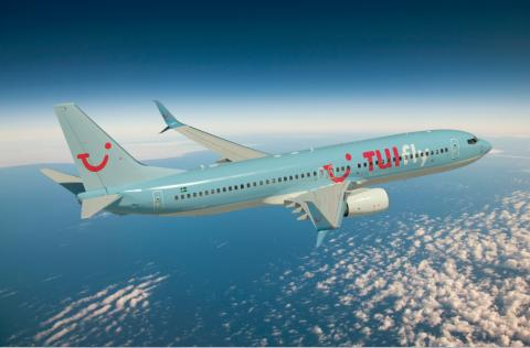 Fritidsresors flygbolag TUIfly Nordic först i Europa med banbrytande och bränslebesparande flygteknik.