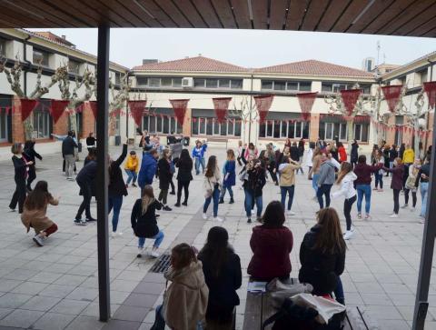Gemeinsam erleben und gemeinsam lernen – Spanien interdisziplinär