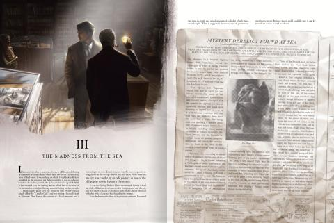 The Call of Cthulhu Spread 2