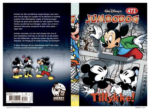Jumbobogen nr. 472, der udkommer den 2. december