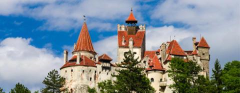 Ny resa till Transsylvanien maj 2014
