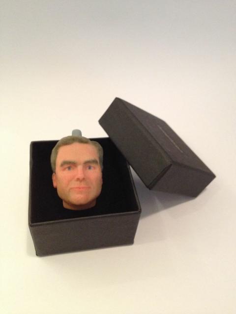 Jan Björklund i 3D