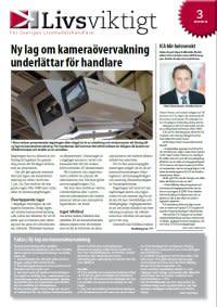 Ny lag om kameraövervakning underlättar för handlare