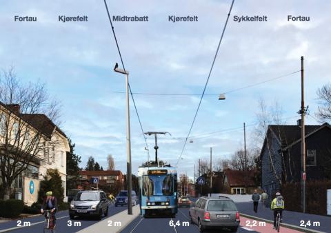 Sporveien søker entreprenør til Grefsenveien