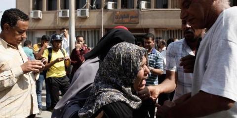 Egypten: Graverande bevis mot säkerhetsstyrkorna