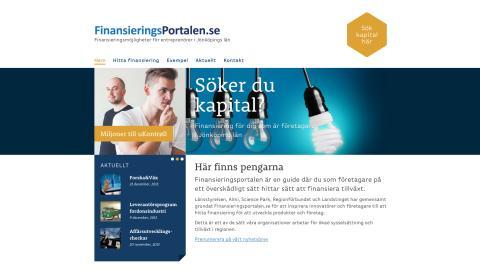 Nylansering av Finansieringsportalen, en guide för företag som söker kapital