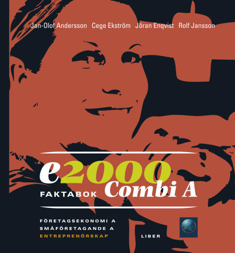 E2000 Combi Företagsekonomi - Fokus på ekonomi med entreprenörskap!