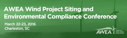 AWEA Wind Project & Environmental Compliance Conference