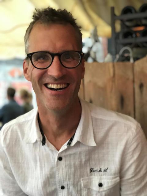 Jakob Hedberg, överläkare i kirurgi vid Akademiska sjukhuset