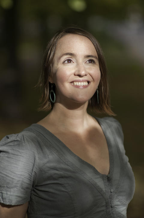 Johanna Koljonen vinnare av Roks pris Årets kvinnogärning
