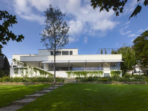 Villa Tugendhat. Ludwig Mies van der Rohe, Villa Tugendhat, Brno, Tsjekkia, 1930.