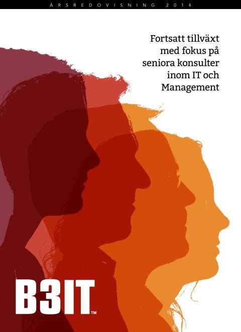 B3IT Årsredovisning 2014
