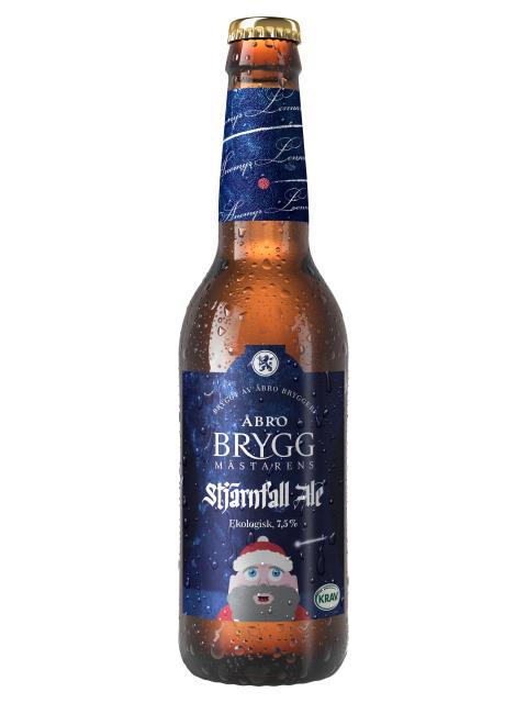 Ny Ale och öl-bröd bland årets julklappar från Åbro