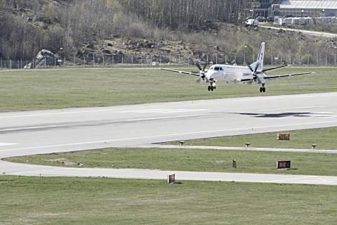 Swedavia först i världen med gröna tjänsteresor med flyg