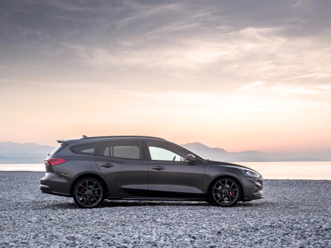 Ford Focus ST Station Wagon - Magnetic Grey Gre
