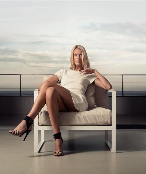 Ny lyxig loungeserie från Röshults