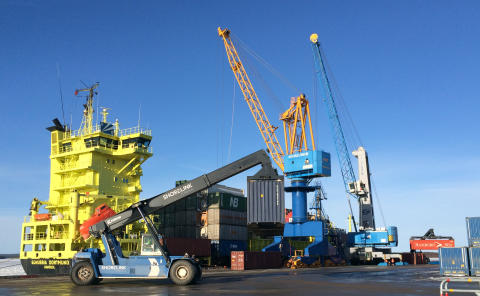 ShoreLink chooses Hogia for a new terminal system in Piteå