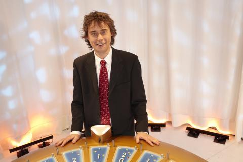 Mattias Westholm, vice vd Miljonlotteriet