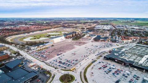 MKB Fastighets AB bildar bolag med Skanska och Tornet för att bygga en helt ny stadsdel i Malmö