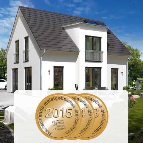 Franchise: Town & Country Haus verkauft erstmals über 3.800 Häuser