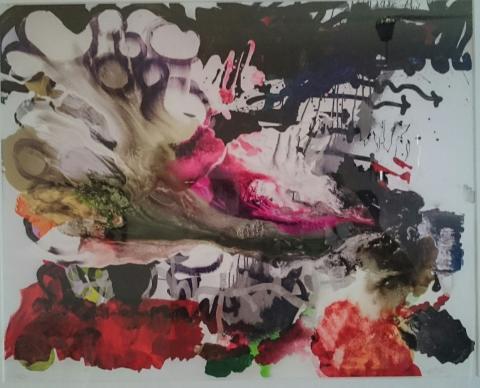 Graffiti med en twist av Hampus Karlsson