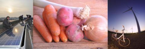 Mat och klimat på agendan i Karlskrona