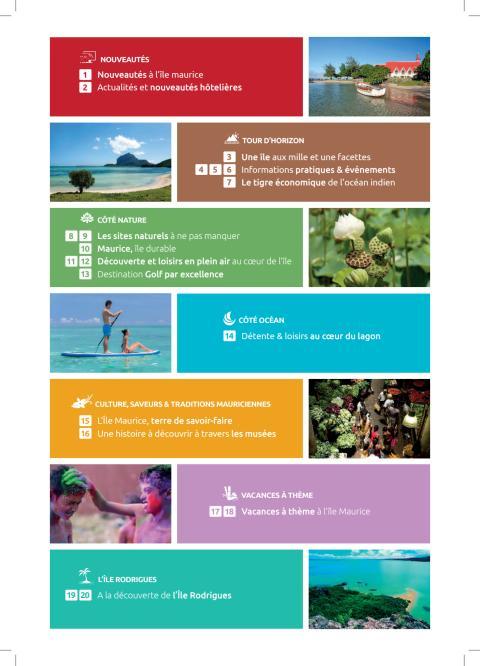 Dossier de presse Office du Tourisme île Maurice Août 2017