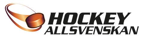 HockeyAllsvenskans Spelschema 2016/2017